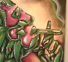weed man by greg bucher