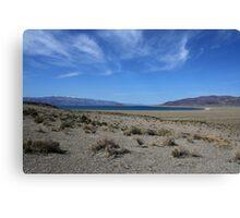 Pyramid Lake,Nevada,USA Canvas Print