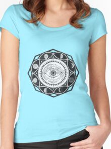 Future Vision Women's Fitted Scoop T-Shirt
