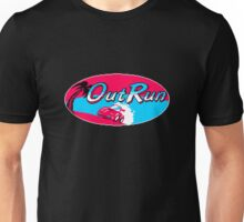 OutRun The 80s Unisex T-Shirt