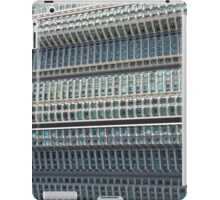 Hong Kong high rise apartment blocks in the sunshine iPad Case/Skin