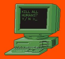 Kill Command by vgjunk