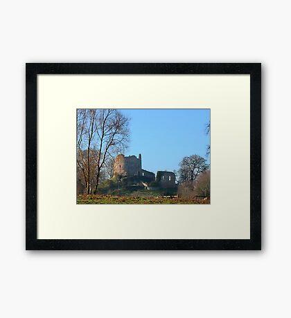 Hawarden Castle N.Wales Framed Print