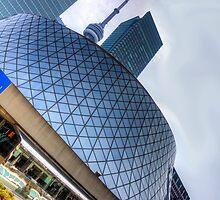 Roy Thomson Hall by John Velocci