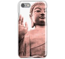 Hong Kong Giant Buddha iPhone Case/Skin