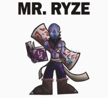 Mr. Ryze by Lisa Fieldsend
