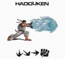 Hadouken Them! by alexEandrea
