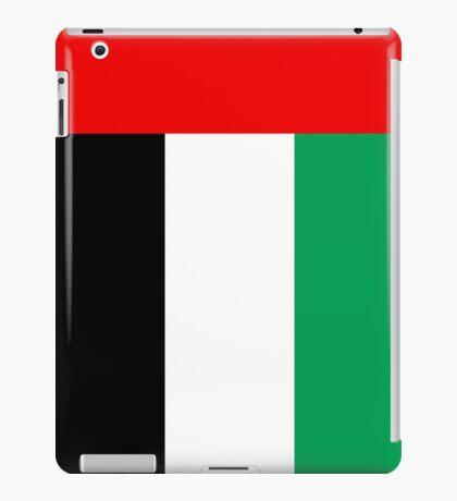 UAE Flag iPad Case iPad Case/Skin
