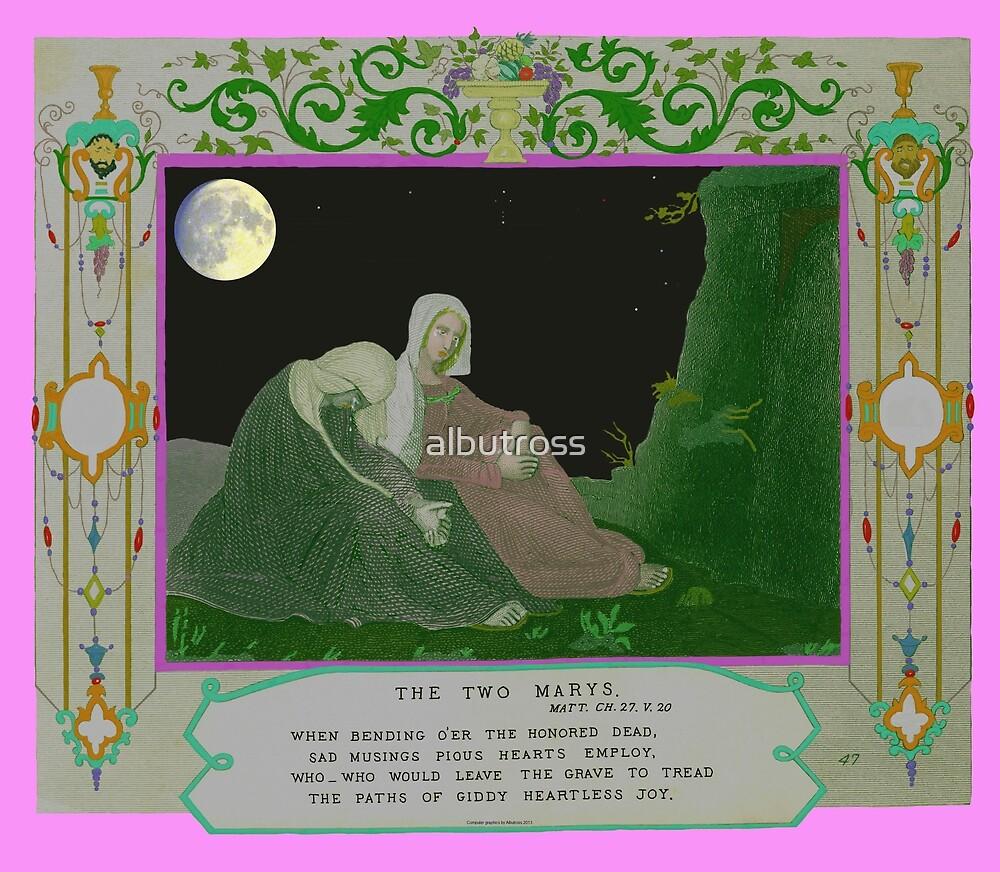 The two Marys. by albutross