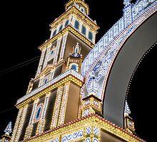 Seville Fair, Spain by RichardPhoto