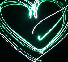 Heart light by Perggals© - Stacey Turner