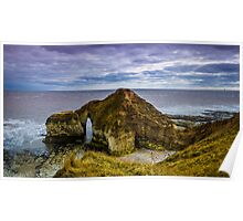 Flamborough Head Poster