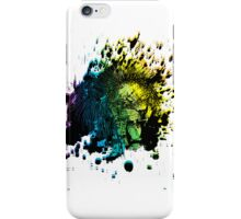 Rainbow Roaring Lion iPhone Case/Skin