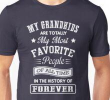 I LOVE MY GRANDKIDS Unisex T-Shirt