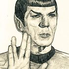 Spock by reslanh