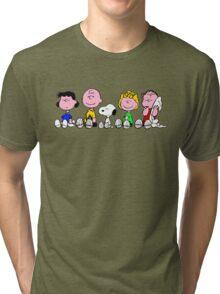 peanuts! Tri-blend T-Shirt