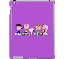 peanuts! iPad Case/Skin