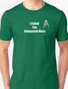 I Failed (white) T-Shirt