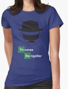 ThBa Womens Fitted T-Shirt
