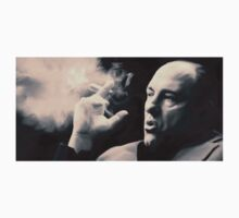 Tony Soprano with cigar by DaWombat