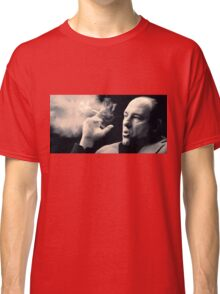 Tony Soprano with cigar Classic T-Shirt