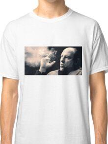 Tony Soprano with cigar Classic T-Shirt