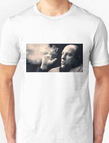 Tony Soprano with cigar Unisex T-Shirt