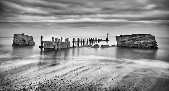 Beach Defences by Patricia Jacobs CPAGB LRPS BPE4