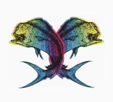 Rainbow Mahi Mahi by pjwuebker