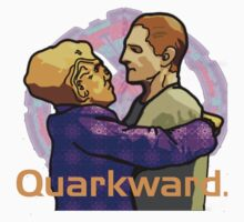 QUARKWARD. by Clobbersmash