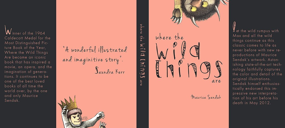 Where the Wild Things Are by Samantha Blymyer