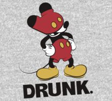 Mickey Drunk II by JohnnySilva