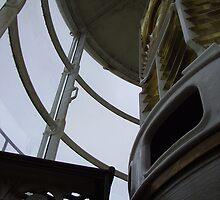 Lighthouse Window by Eldon Mason