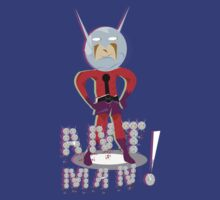 Ant-Man at your service by Fourtailed