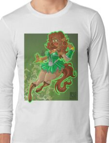 Fearie Pony Girl BBW Long Sleeve T-Shirt