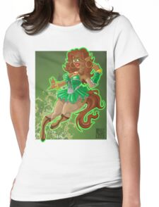 Fearie Pony Girl BBW Womens Fitted T-Shirt