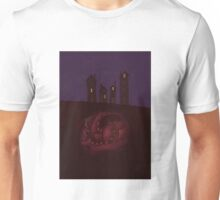 The Sleeping Dragon Stirred Beneath the Little Houses Unisex T-Shirt