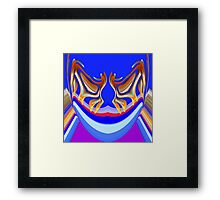 abstract 1084 Framed Print