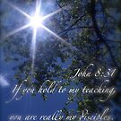 John 8:31 by DreamCatcher/ Kyrah