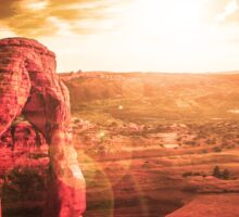 Red Canyon Sticker