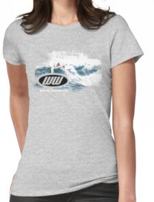 surf 8 Womens Fitted T-Shirt