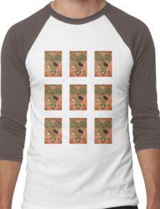 Worn mini Repeat Men's Baseball ¾ T-Shirt