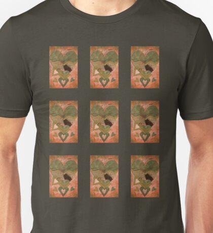 Worn mini Repeat Unisex T-Shirt