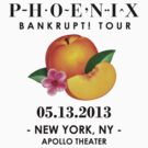 Phoenix: Bankrupt! Tour (05.13.2013 - New York, NY) #2 by Teji