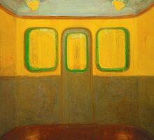 Subway cabin by samodin
