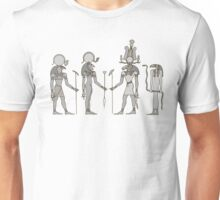 Gods of ancient Egypt Unisex T-Shirt