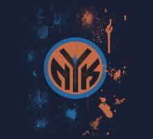 NY Knicks Shirt by ibukimasta