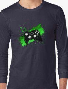 Box Graffiti Controller Long Sleeve T-Shirt