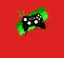 Box Graffiti Controller Unisex T-Shirt