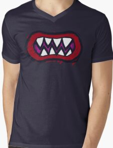 Bowser Jr. Mens V-Neck T-Shirt